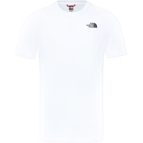 The North Face Redbox Cel T-shirt Heren, TNF white/aviator navy